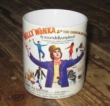 Willy Wonka Charlie and the Chocolate Factory MUG