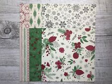 """Stampin' Up! 6x6 Designer Paper Pack """"This Christmas"""""""