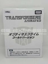 TAKARA TRANSFORMERS ANIMATED OPTIMUS PRIME GOLD VERSION 1000 PCS LUCKY DRAW
