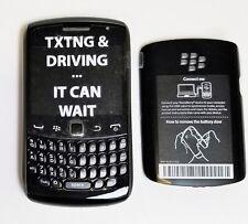 BlackBerry Curve 9360 - Black AT&T (Unlocked) Smartphone
