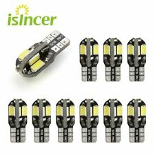 Bombillas T10 LED Canbus, 8SMD 5630 5W5 DC12V, CE RoHS, T10 Car LED Bulbs
