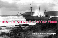 CO 1115 - Wreck Of Carl Of Hamburg, Constantine Bay, Padstow, Cornwall 6x4 Photo