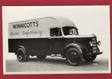 More details for winnicott's confectionary lorry plymouth devon advertising rp pc ak752