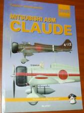 Mitsubushi A5M Claude - MMP Books (Yellow Series) Rare!