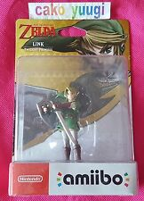 FIGURINE AMIIBO LINK TWILIGHT PRINCESS NEUF NEW NINTENDO