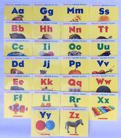 Alphabet Childrens Books Nonfiction Learn to Read Preschool Kindergarten Lot 26