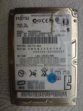 Fujitsu MHV2080AH 80GB 2,5 Zoll  PATA 100 MBit 5400RPM 5975 Std. PCB Platine