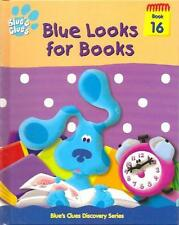 Blue looks for books (Blues clues discovery serie