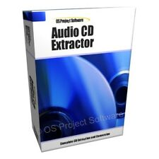 Audio CD Extractor Ripping Software Convert WAV to MP3