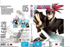 Bleach:7'' 4-7:05-2004/2013-TV Series Japan-4 episodes-DVD