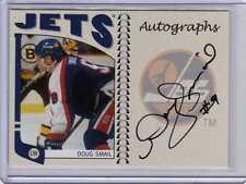 DOUG SMAIL 04/05 ITG Franchises Canadian Auto Autograph A-DSM Winnipeg Jets