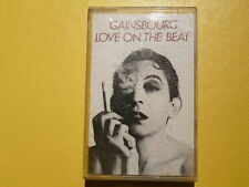 GAINSBOURG Love on the beat 8228494