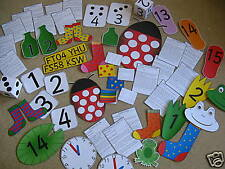 Outdoor Maths teaching resources on CD -games - EYFS - Outdoor Play, Numeracy