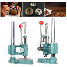 Leather Craft Heavy Duty Table Top Embossing Paper Stamp Imprinting Machine