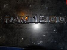 96 97 98 99 00 01 02 Dodge Ram 1500 fender emblem badge decal 85501-C