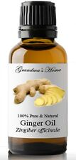 Ginger Essential Oil - 30 mL 100% Pure and Natural Free Shipping - US Seller