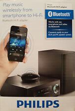 Audio Bluetooth Hi-Fi PHILIPS AEA2000 Bluetooth-Adapter für Digital Player Neu