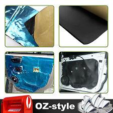 2MM Sound Deadener Damping + 10MM Noise Proofing Mat Car Auto 4 Doors Insulation