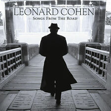 Leonard Cohen-CANZONI DI THE ROAD 2x 180g VINILE LP in Stock Nuovi/Sigillati