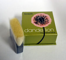 Benefit Cosmetics Dandelion Brightening Sheer Balerina Pink Face Powder w Brush