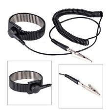 Anti Static Wrist Strap Grounding Electricity Discharge ESD Band Bracelet YG