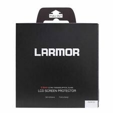 Larmor High Quality Glass LCD Screen Protector For Nikon D750 (UK Stock) BNIB