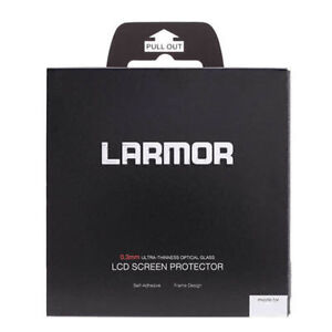 Larmor Quality Glass LCD Screen Protector Sony A7 II / R / III / S / A9 (UK) New