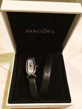Genuine PANDORA Oval Double Oblong Watch Un-released Edition - Collectors Item