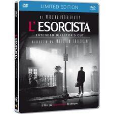 L'esorcista Stickerbook Limited Edition ( Blu Ray + DVD) (steelbook) Nuovo