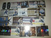Huge Lot of (50) Mats Sundin Hockey Cards Maple Leafs