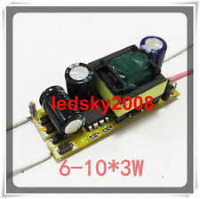 10pcs Constant Current Driver for 6-10pcs 3W High Power LED@series,6-10x3w 650mA