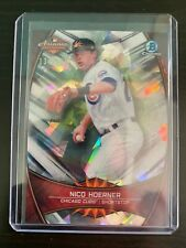 2019Bowman Chrome Arizona Fall League Atomic Refractor Nico Hoerner 134/150 Cubs