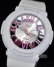 CASIO BABY-G LADIES DIGITAL WATCH BGA-160-7B2 FREE EXPRESS WHITE BGA-160-7B2DR