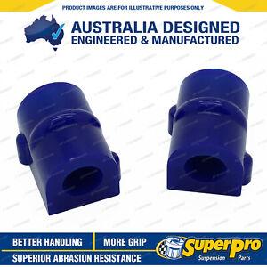 Superpro 18mm Front Sway Bar Mount Bush Kit for Holden Astra TS Barina XC 98-06