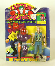 Captain Planet And The Planeteers  Argos Bleak  MOC 1991 Tiger Toys