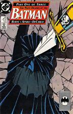Batman: The Many Deaths of the Batman #1-3 (Mar 1992, DC)
