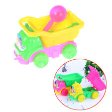 Kids Children Beach Playing Truck Sand Dredging Set GiftV#a