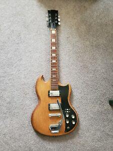 UnbrandedJapanese Vintage Electric Guitar