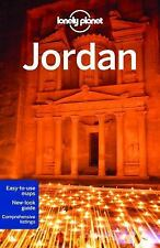 Lonely Planet Jordan (Country Guide)-ExLibrary