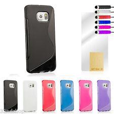 32nd Silicone s-line design gel case for Apple Samsung HTC Motorola BlackBerry