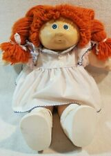 New ListingVintage Cabbage Patch Kids Red Hair Blue Eyed Doll Original Clothes 1978-1982