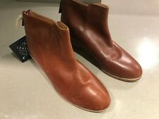 JOULES Chelsea Leather Boots Sz 3 RRP£140 FreeUKP&P