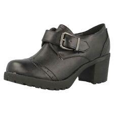 Chaussures décontractées rouge pour fille de 2 à 16 ans