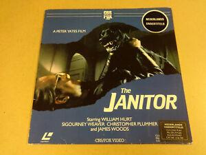 LASERDISC / THE JANITOR (PETER YATES)