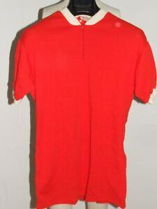 Shirt Bike Cycle Shirt Maillot Cycling Heroic Vintage 70'S