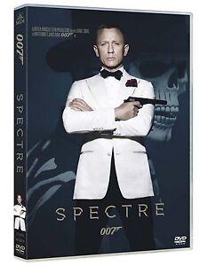 Dvd 007 SPECTRE - (2015) *** Contenuti Speciali *** ....NUOVO