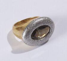 Modeschmuck-Ringe aus Stein mit Strass für Damen