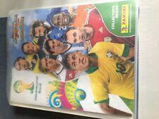FIFA WORLD CUP BRAZIL ADRELANYN 2014 PANINI COLLECTOR'S BINDER