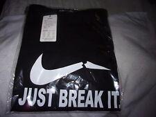 "Nike Logo Parody ""Just Break It"" Tee  XL"