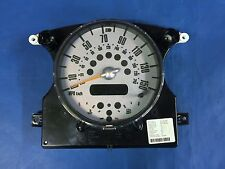 BMW Mini One/Cooper/S Speedometer Instrument Cluster (Part Number: 62116918352)
